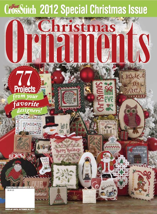 JCS Ornament Cover 2012