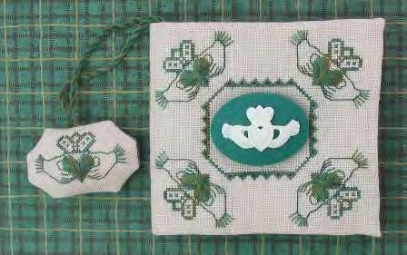 Cross Stitch - Acorn House Designs